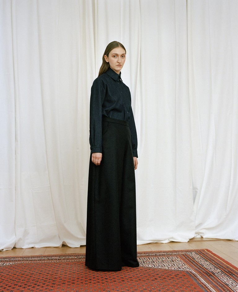 Friederike Haller Studio Autumn Winter 18